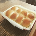 Make some legit bakery soft bread rolls!