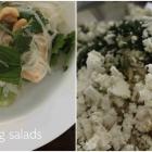 3 simple spring salads