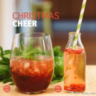 Christmas cheer: Prosecco raspberry cocktail