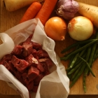 Winter Warmer: Beef & vegetable stove top stew