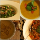 Monday meal ideas: Soup (vegetarian)