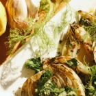 Charred fennel: the perfect Autumn side
