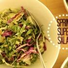 Spring super salad