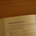 Bev's Never-fail Pavlova