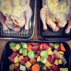 Weekend cooking: The perfect roast chicken