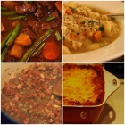 Monday Meal Ideas: Bubbling winter warmers