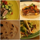 Monday meal ideas: Dinner with wraps