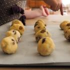 Simple & delicious Sultana cookies