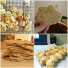 Monday Meal Ideas: Bread baking (for lunchbox or not)