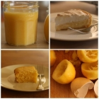 Monday Meal ideas: baking with lemons & apples