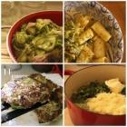 Monday Meal Ideas: Veggie garden glut