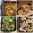 Monday Meal Ideas: One pan roasted dinners