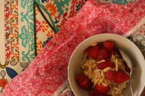 Cheat bircher muesli