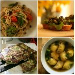 Monday Meal Ideas: Under 15 mins cooking