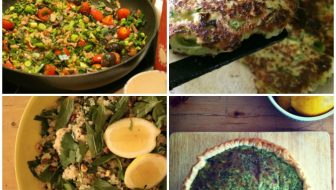 Monday meal ideas: get some greens in ya!