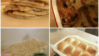 Monday meal ideas: Bread
