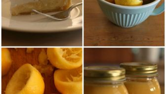 Monday meal ideas: LEMONS!