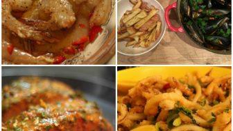 Monday meal ideas: Ocean treats