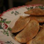 Scoffs: Donna Hay's Apple & Caramel hand pies