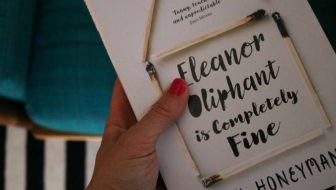 BabyMac Book Club: Eleanor Oliphant is completely fine