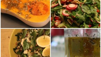 Monday Meal Ideas: Spring salads