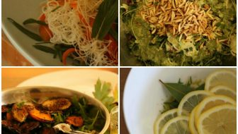 Monday meal ideas: Light & warm spring food