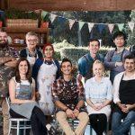 Great Australian Bake Off Series 3: Episode 1 CAKE WEEK {recap}