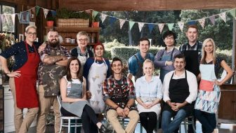 Great Australian Bake Off Series 3: Episode 1 CAKE WEEK {recap}