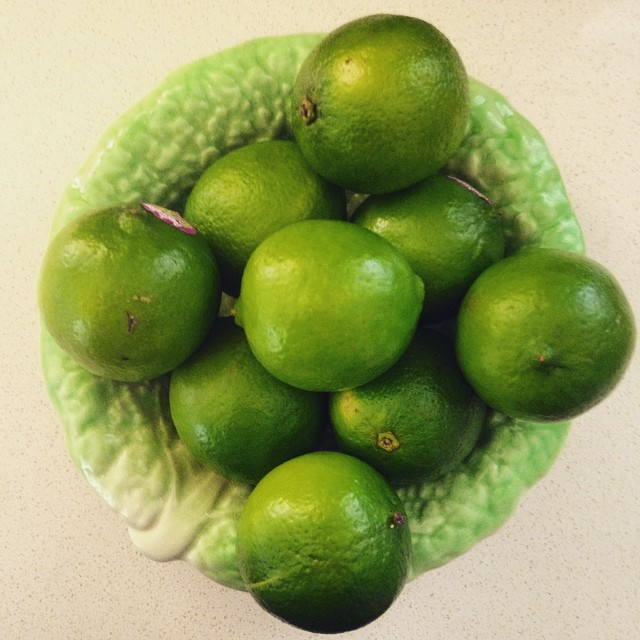 Cheap as chips, or should I say limes at the mo. Grabbed these for 20c each yesterday!