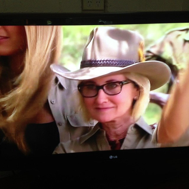 @stylingyou are you the international celebrity on I'm a celebrity get me out of here?!